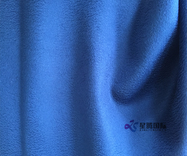 Water Wave Wool Fabric