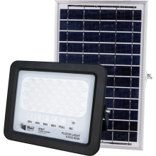 80W Solar spot light with mix color