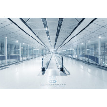 Outdoor Heavy Duty Travelator Automatic Moving Walkway