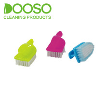 Factory Directly Sale Clothes Cleaning Plastic Scrub Brush
