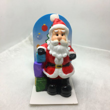 Father christmas candle art candles for sale
