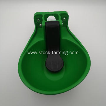 cattle cow farm cattle plastic water drinking bowl
