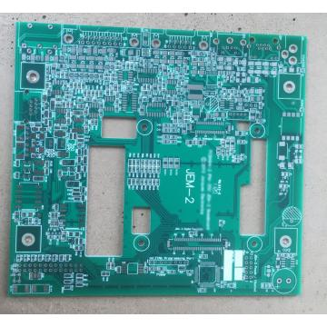 6 layer audio  control board