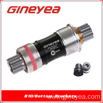 Bearing Bottom Brackets Spline Gear Hollow Axle 108mm