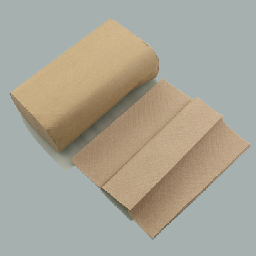 Brown Paper Hand Towel