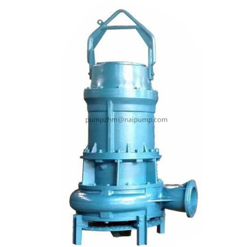Centrifugal submersible slurry pumps