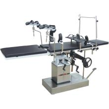 Full set of accessories operating table