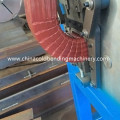 76.2 * 101.6mm Rectangular Downspout Roll Forming Machine