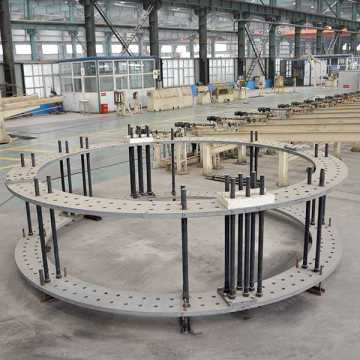 3.0MW Wind Power Anchor Flanges