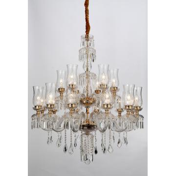Modern Restaurant Decoration Luxury K9 Crystal Chandelier