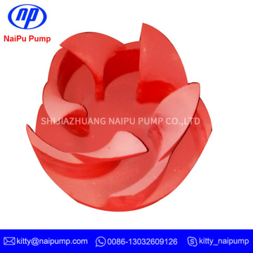6AHF Horizontal Froth Pump Impeller EAHF6056QU1A05