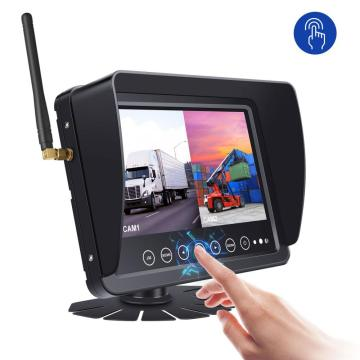 Backup Kamera 7inch Waterproof Reverse Camera Monitor