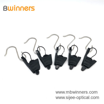 Fiber Optic Drop Anchor Fish Cable Suspension Clamp Anchoring Clamp