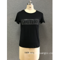 women`s  hot driling T-shirt