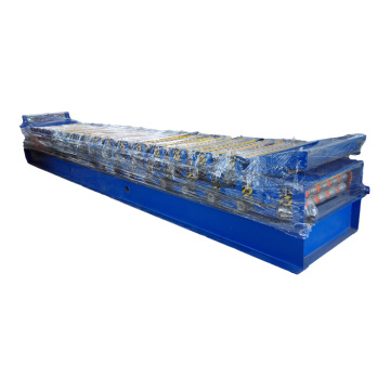 Selling Profiled Steel Sheet Concrete Slab Plate Floor Decking Panel Roll Forming Machine With PLC Control System