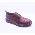 Real Leather Casual Business Men's Brogues Shoes