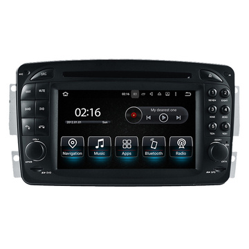 7inch HD Touch Screen Android System don Benz