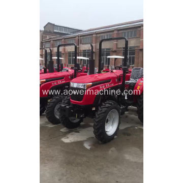 Hot Selling 90-120 HP 4WD Farm Wheeled Tractor