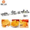Bugles chips production line doritos corn chips machine