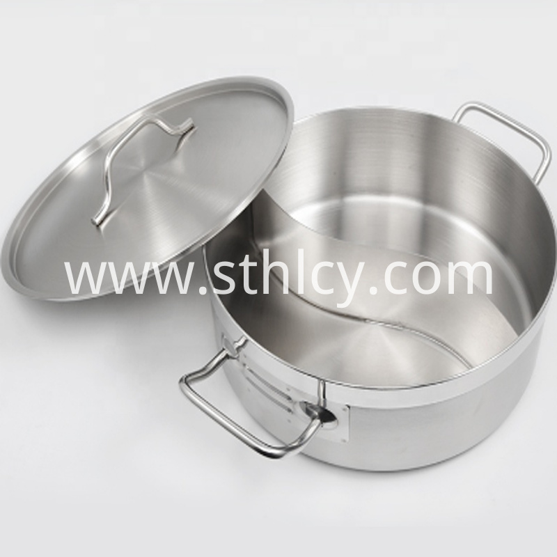 16 32cm Stainless Steel Pot