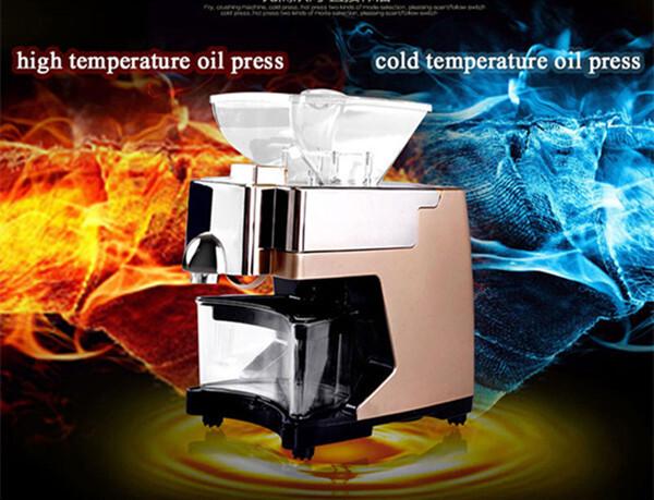 cold seeds oil presser machine