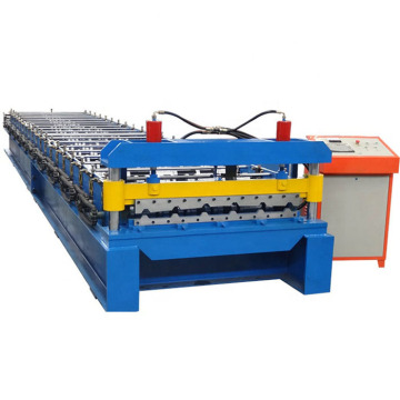 Aluminum IBR Roof Sheet Profile Making Machine