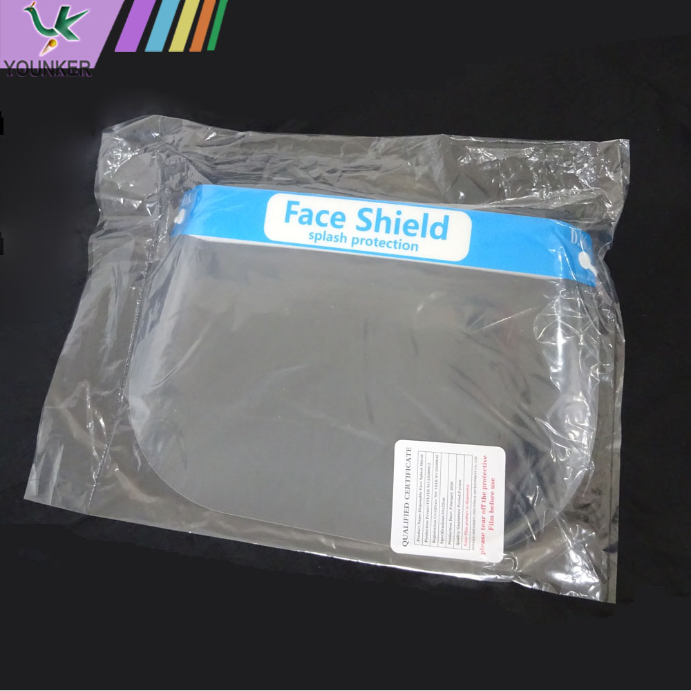 Anti Fog Adjustable Full Face Shield