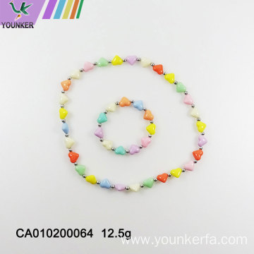 Hot Sell beautiful children's jewelry sets