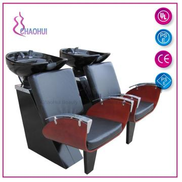 Salon equipment double chair