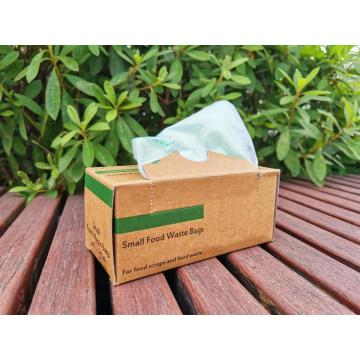 Cornstarch Based 100% Eco Biodegradable Garbage Bags