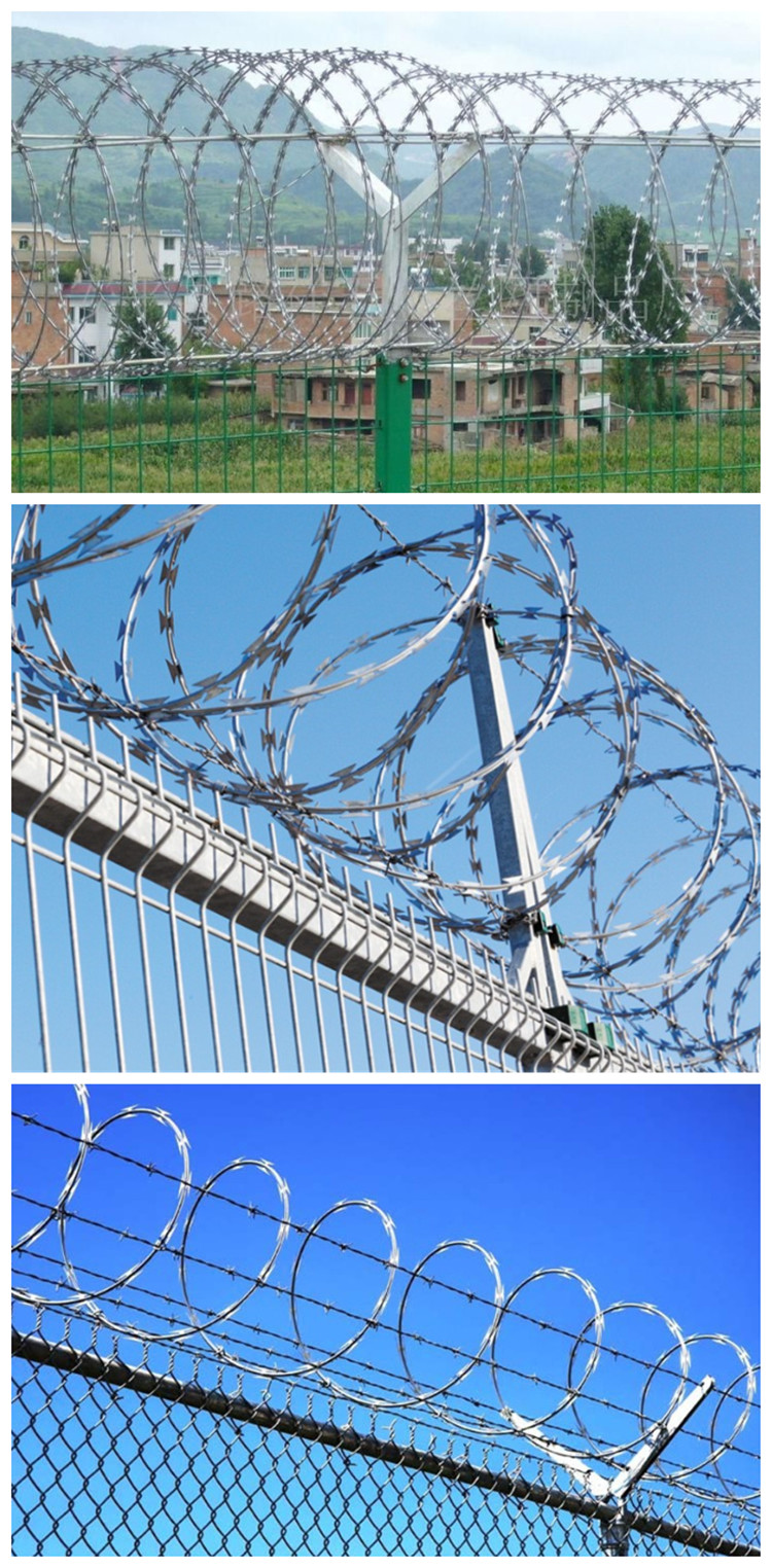razor barbed wire 7