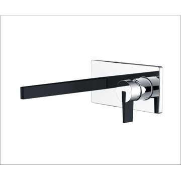 Commercial Bathroom wall-mounted basin faucet mixer tap