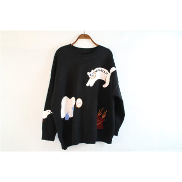 Factory OEM New Winter Women's Sweater