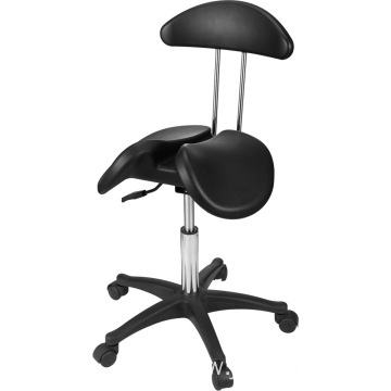 bar stool with swivel cushion adjustable chair/facial stool