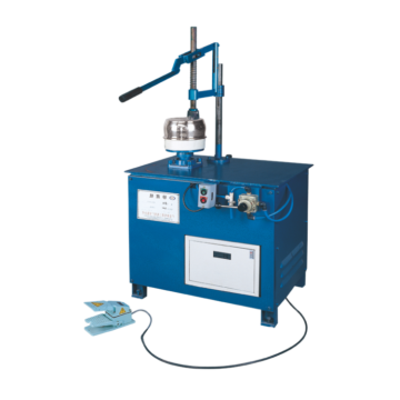 Manual polishing machine for stainless steel
