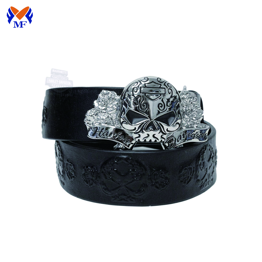 Skull Buckle For Sale