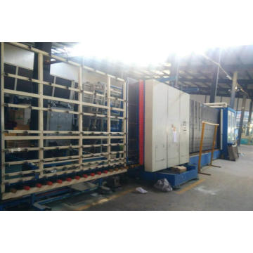 Hollow glass making line making machine