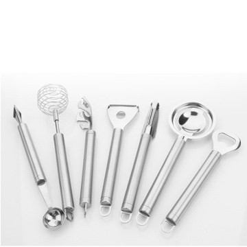 Seven-piece kitchen utensil set