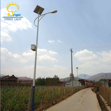 Off-grid luminaria 80w hanging solar street light
