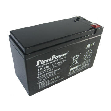 Reserve Deep Cycle Battery 12V7AH  Lighting Battery