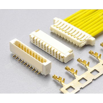 0800 Series 0.80mm Pitch Wire To Board Connector