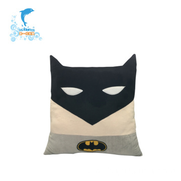 Custom Justice League Superman Batman Cushion Pillow