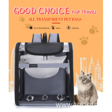 Pet Carry Pack Dog Cat Travel Breathable Backpack