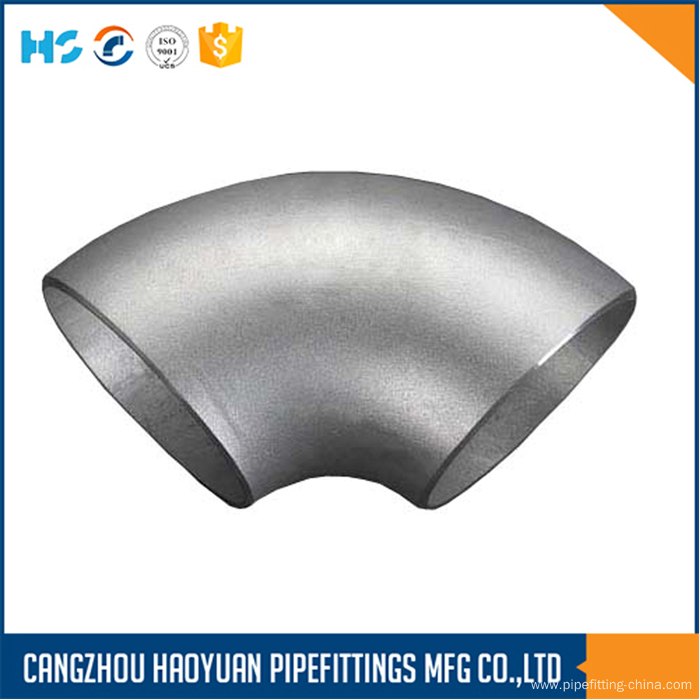 EN10253-1 Stainless Seamless 3D elbows