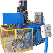 Multifunctional tilting gravity casting machine
