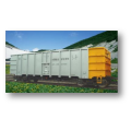 top open freight wagon