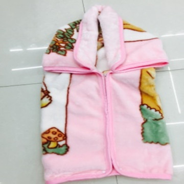 Wholesale Polyester warm baby sac blanket