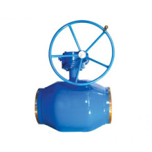 API 6D Fully Welded Ball Valve