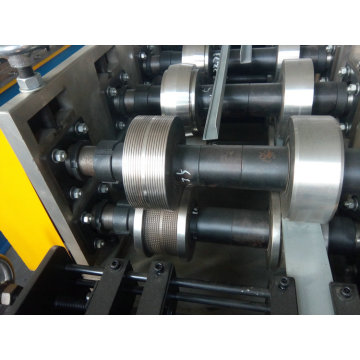 High Precision Omega Channel Cold Roll Forming Machine