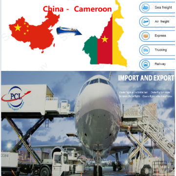 Honey air freight cost to Cameroon from Shenzhen